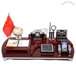 Luxury Multifunction Business Desk Calendar And Stationery Set