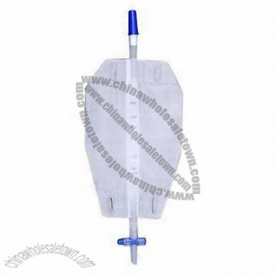 Luxury Urine Bag For Leg With Strip