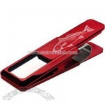M-Clip Sportsman Red Aluminum Money Clip