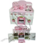 MDF Sweet Doll House
