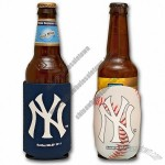 MLB Baseball New York Yankees Ball Can Bottle Koozie Cooler