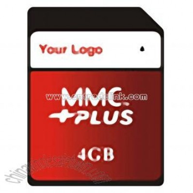 MMC Family MMC plus Card
