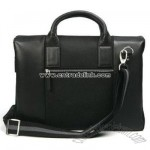 MODERM Nylon & Leather Business Brief Bag