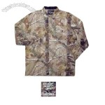 MOI cotton long sleeve cape back hunting shirt.