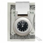 MONEY CLIP CLOCK