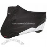 MOTORCYCLE COVER BLACK - Size : Medium