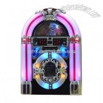 MP3 CD Radio jukebox with USB SD