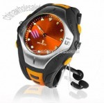 MP3 Player Wrist Watch