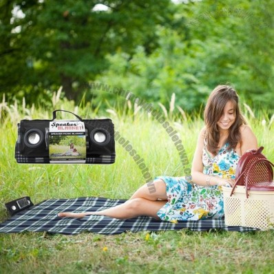 MP3 Speaker Blanket