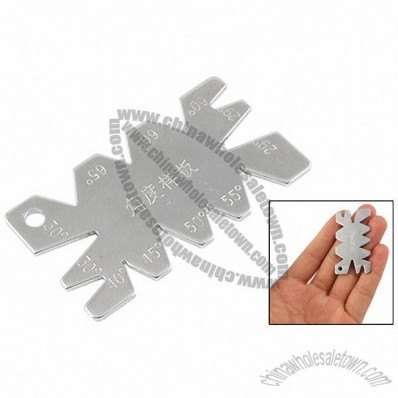 Machining Threads Angles Measure Tool Screw Cutting Gauge