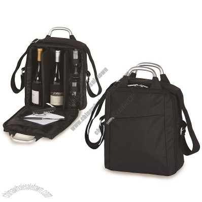 Magellan Wine and Cheese Tote Bag