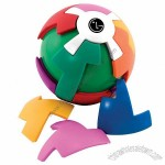 Magic 16 piece magnetic puzzle ball