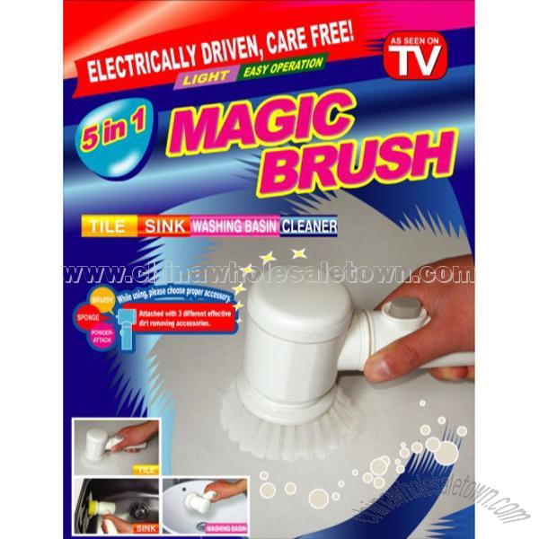 Brush - As Seen On TV, Wholesale China Magic Brush - As Seen On TV