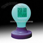 Magic Bulb Digital Alarm Clock