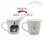 Magic Color-changing Ceramic Mug