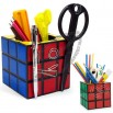 Magic Cube Desk Tidy Pen Pot