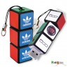 Magic Cube USB Puzzle Drive 2.0