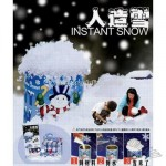 Magic Snow, Snowman, Diy Artifical Snow Toy