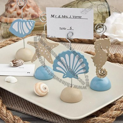 Magical Sea Themed Place Card Holders