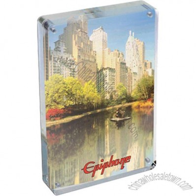 Magnetic Clear Acrylic Photo Frame 5