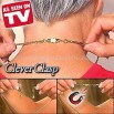Magnetic Clever Clasp