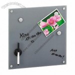 Magnetic Glass Memo Board