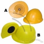 Magnetic Hard Hat Stress Ball