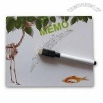 Magnetic Memo Board with Attractive Design