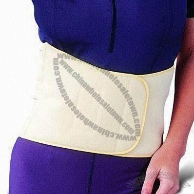 Magnetic Waist Belt, Increases Body Metabolism, Reduces Lumbar Pain and Strain