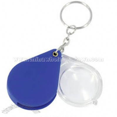 Magnifier with Keychain