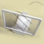 Magnifying Stand, 2x Power Magnify Glass for Smart Phone Screen