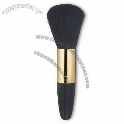 Makeup Brush, Used with Eye Brow Brush for Your Face Beauty and Aluminum Ferrule