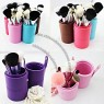 Makeup Brush Storage Barrel