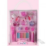 Makeup Girl Set with Handbag
