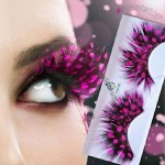 Makeup Long Thick Feather Crazy Party False Eyelashes