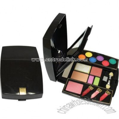 Makeup set with light