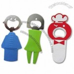 Man and Women Shaped Bottle Openers