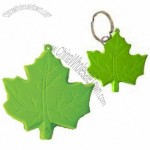 Maple Leaf Key Chain Stress Reliever