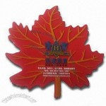 Maple Leaf Refrigerator Magnet