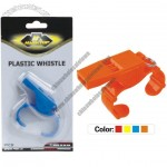 Marktop Ring Plastic Whistle