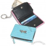 Martini Wallet With Keychain
