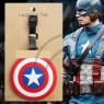 Marvel Captain America Luggage Tag