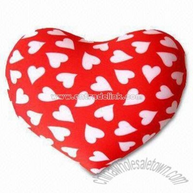Massage Micro-bean Pillow in Heart Shape