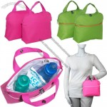 MaxiCOOL 4-Bottle Insulated Tote Bag
