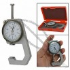 Measuring 0-20mm x 0.1mm Mini Dial Thickness Gauge Tool
