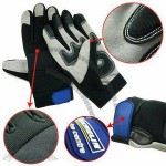 Mechanic's Gloves with Elastic Cuff
