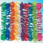 Mega Plastic Lei assortment