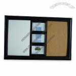 Memo Board with Photo Frame