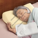 Memory Foam Stop Snore Pillow