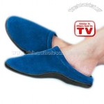 Memory foam Slippers - Dark Blue Womens and Mans